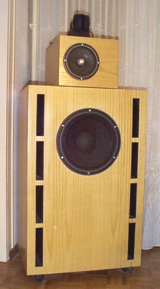 Audio Hi-Fi DIY - Claudio Bonavolta