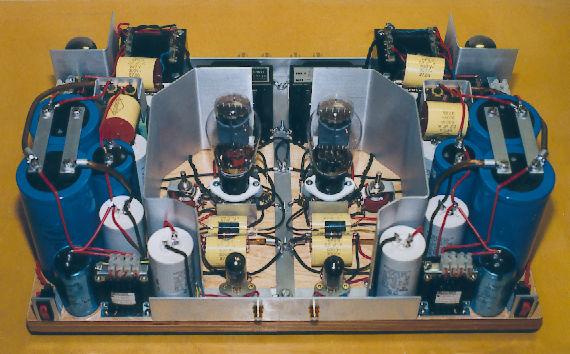 300B SRPP Amp